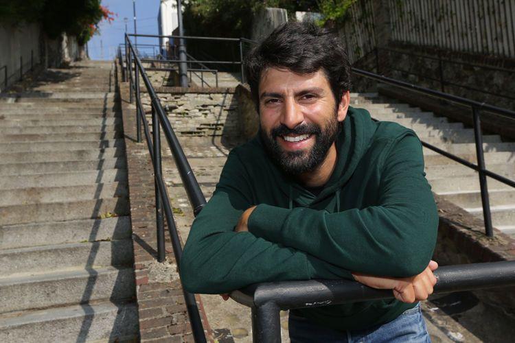 """Miguel Do Amaral - peintre muraliste : """"S'approprier les murs pour les ramener à la vie"""""""
