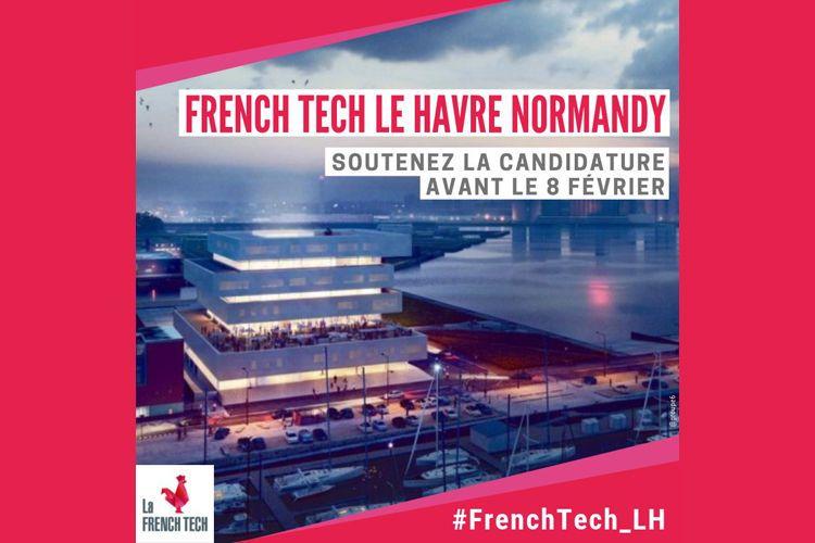 Entrepreneurs, soutenez la candidature de la communauté French Tech Le Havre Normandy