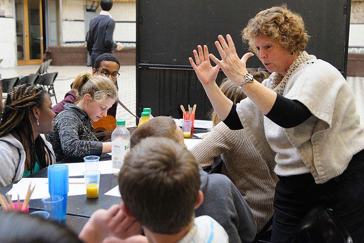 Labo des histoires : des ateliers d'écriture créative pour les moins de 25 ans à la bibliothèque Armand Salacrou