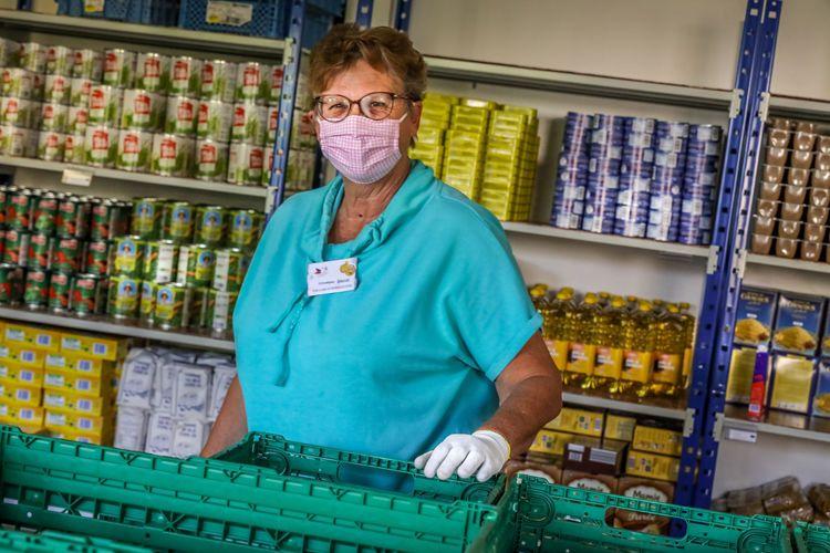 Monique Mory, secrétaire générale du Secours Populaire au Havre : « 50 % de colis supplémentaires distribués pour faire face à la crise »