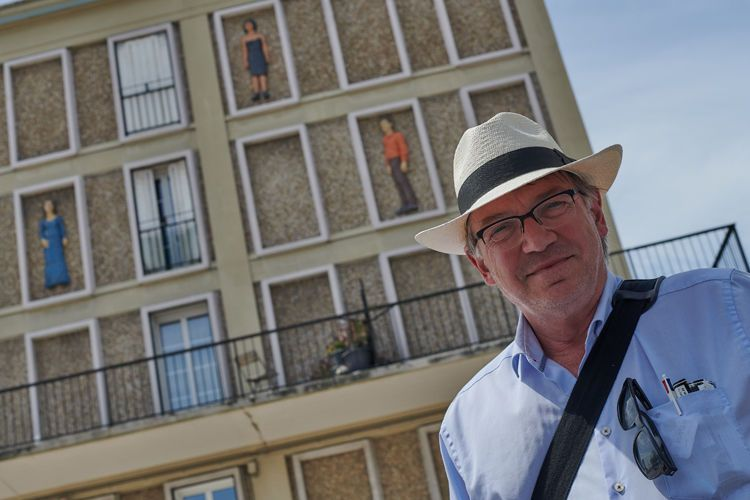 Un Été Au Havre - Stephan Balkenhol, sculpteur d'Apparitions
