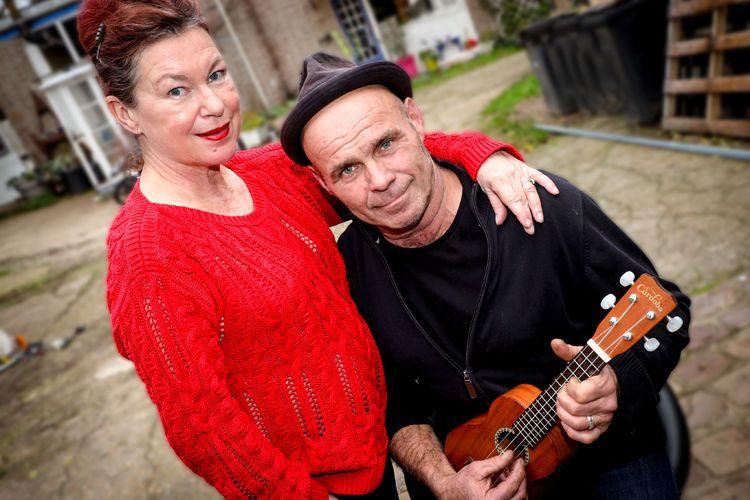 Pascale et Vincent Le Bodo, organisateurs des concerts Les Rockers ont du Cœur au Havre (13/14/15 décembre)