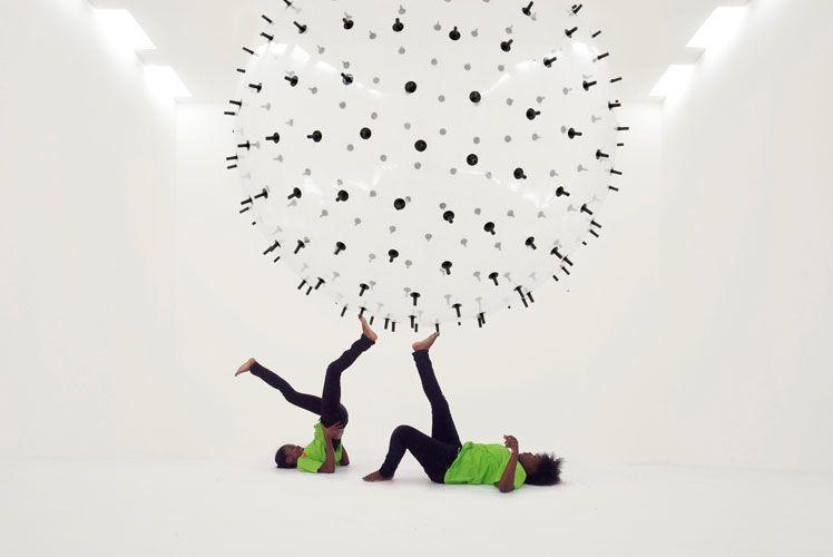 Smart Factory au Tetris, l'œuvre ADA de Karina, Smigla-Bobinski