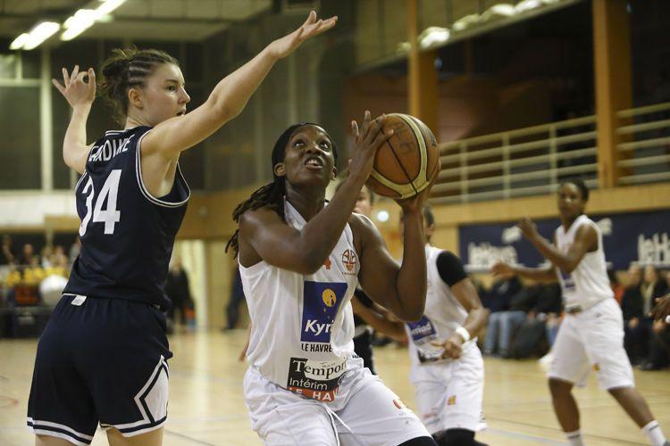 Focus sur cinq joueuses de l'ALA Basket évoluant en Nationale Féminine 1