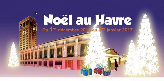 Un Noël magique au Havre