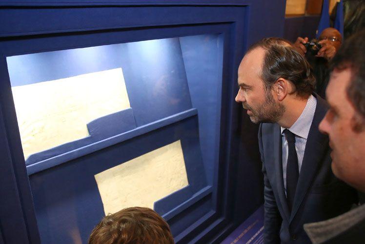 Les chartes fondatrices du Havre exposées