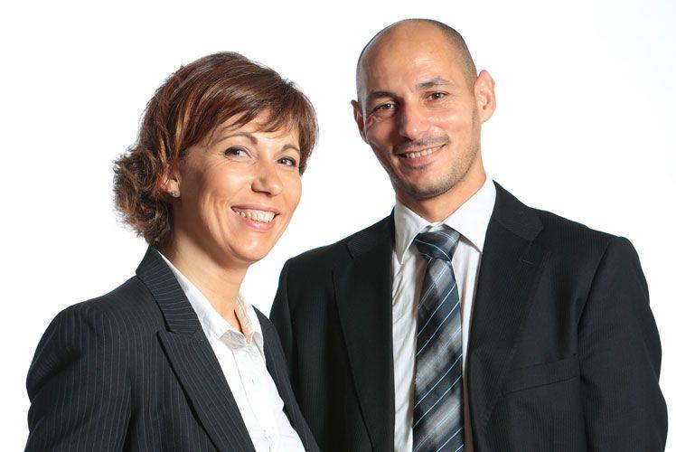 Avec Deïzo, Karim Boukraa et sa femme Laurence Boudin transmettent leur expérience du terrain