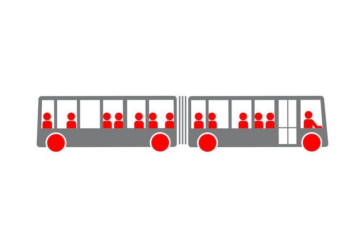Bus LiA : la ligne 2 se fait belle pour le printemps