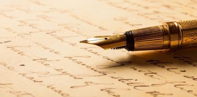 Vos lettres de reproches à un objet
