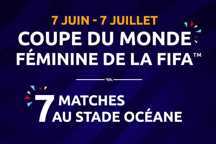 Ouverture de la billetterie à l'unité pour la Coupe du Monde Féminine de la FIFA, France 2019™