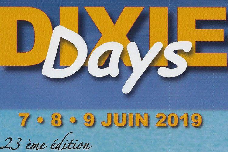 Dixie Days - 7,8 et 9 juin 2019 - 23e édition