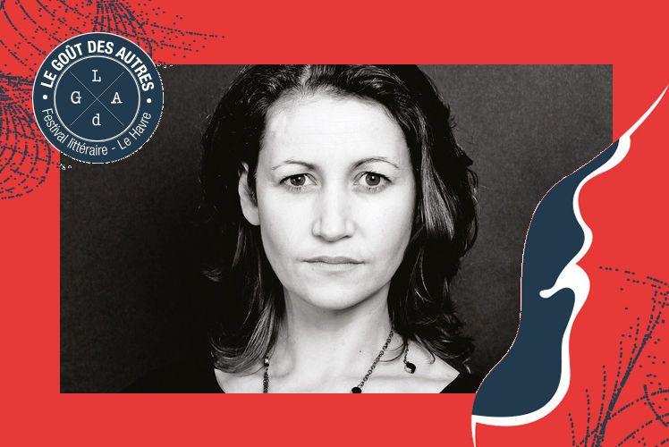 Julie Martigny, écrivain, comédienne et metteur en scène, invitée du Festival littéraire Le Goût des Autres 2019
