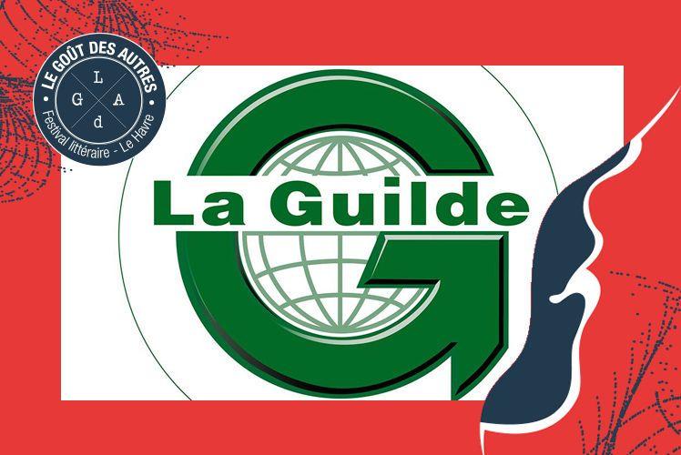 Hugues Dewavrin, vice-président de La Guilde, invité du Festival littéraire Le Goût des Autres 2019