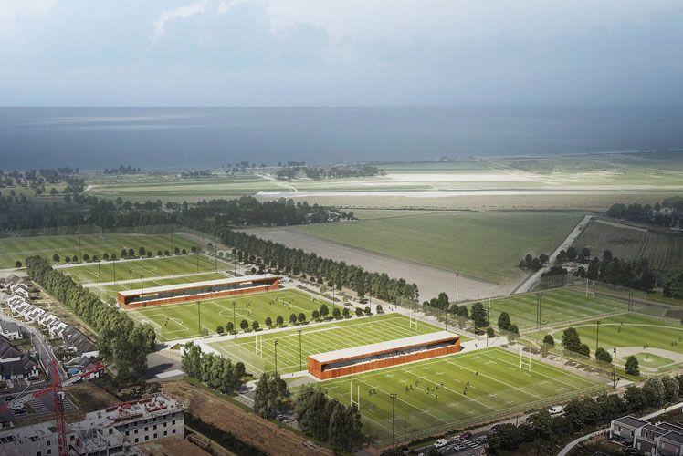 Le futur stade Youri Gagarine, la nouvelle vitrine du sport