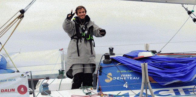 Charlie Dalin, élu sportif de l'année