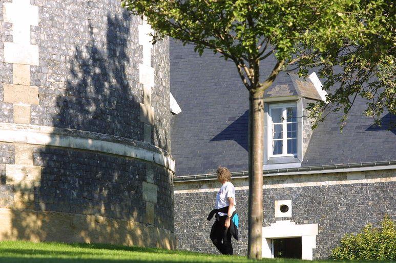 Patrimoine historique et naturel remarquable, le Parc de Rouelles est aussi le paradis vert des habitants du quartier