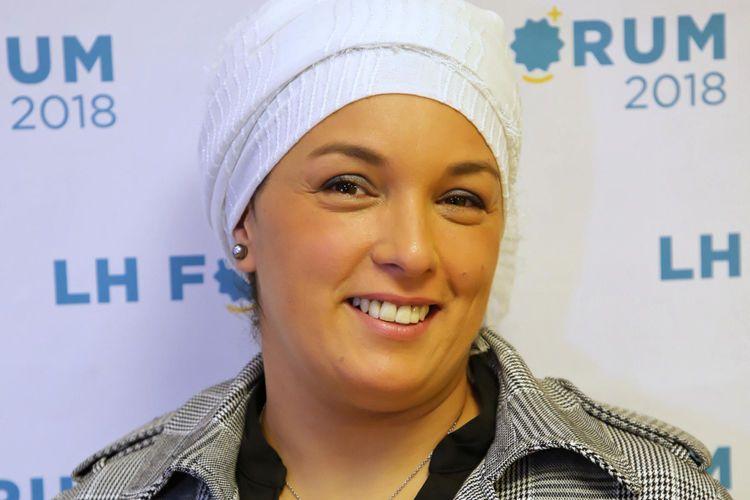 """Fatime-Zahra El Khadl, traiteur Saveurs d'ici et d'ailleurs : """"Se fier à ses intuitions et poursuivre son rêve"""""""