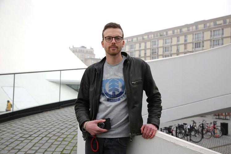 """Frédéric ALIX, photographe : """"Composer de vraies scènes de rue"""""""