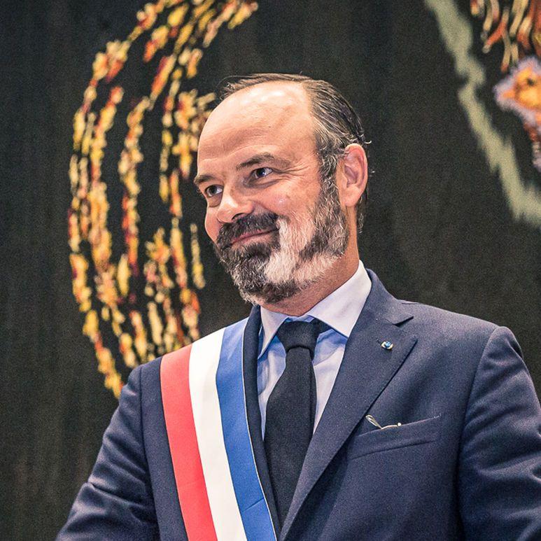 Édouard PHILIPPE, Maire du Havre
