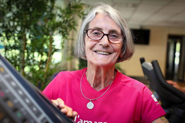 """Bernadette Kersuric, coureuse de L'Amazone : """"La course à pied, ça me tient depuis des années"""""""