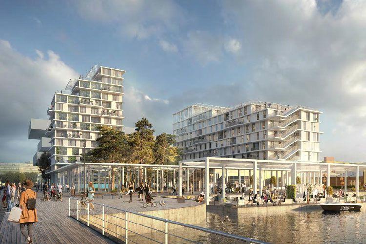 Les Quais en Seine : au cœur du campus urbain