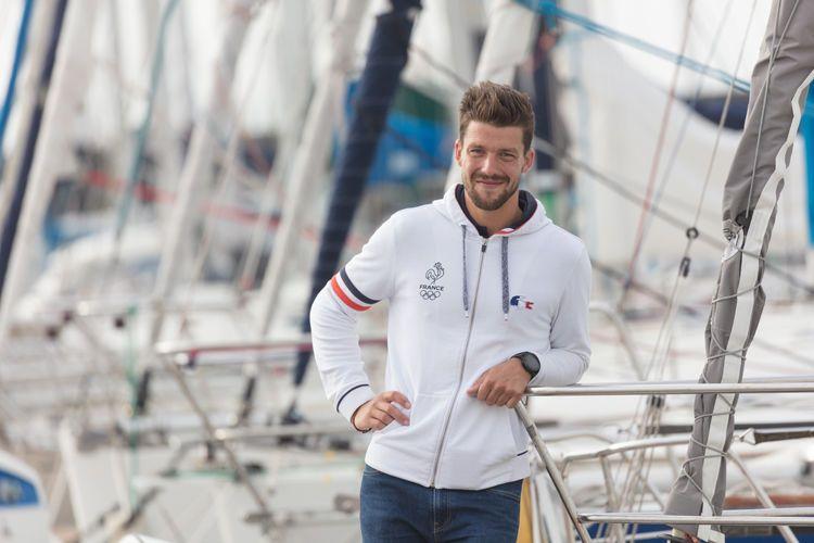 Jérémie Mion, skipper havrais qualifié pour les JO 2020 de Tokyo