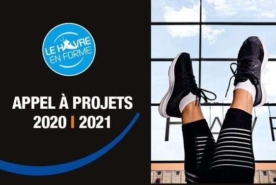 Appel à projet Le Havre en forme 2020-2021