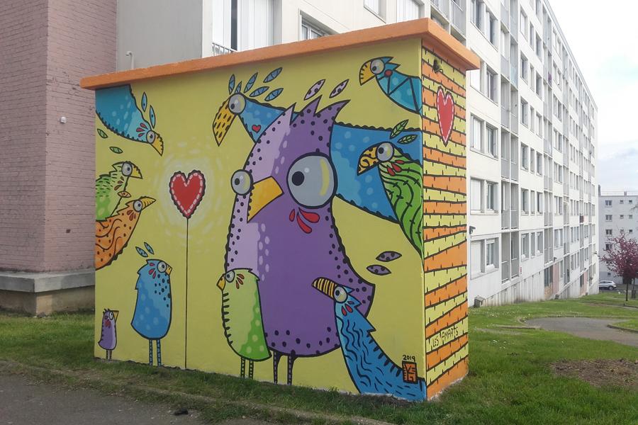 Vincent Gibeaux - rue de Verdun