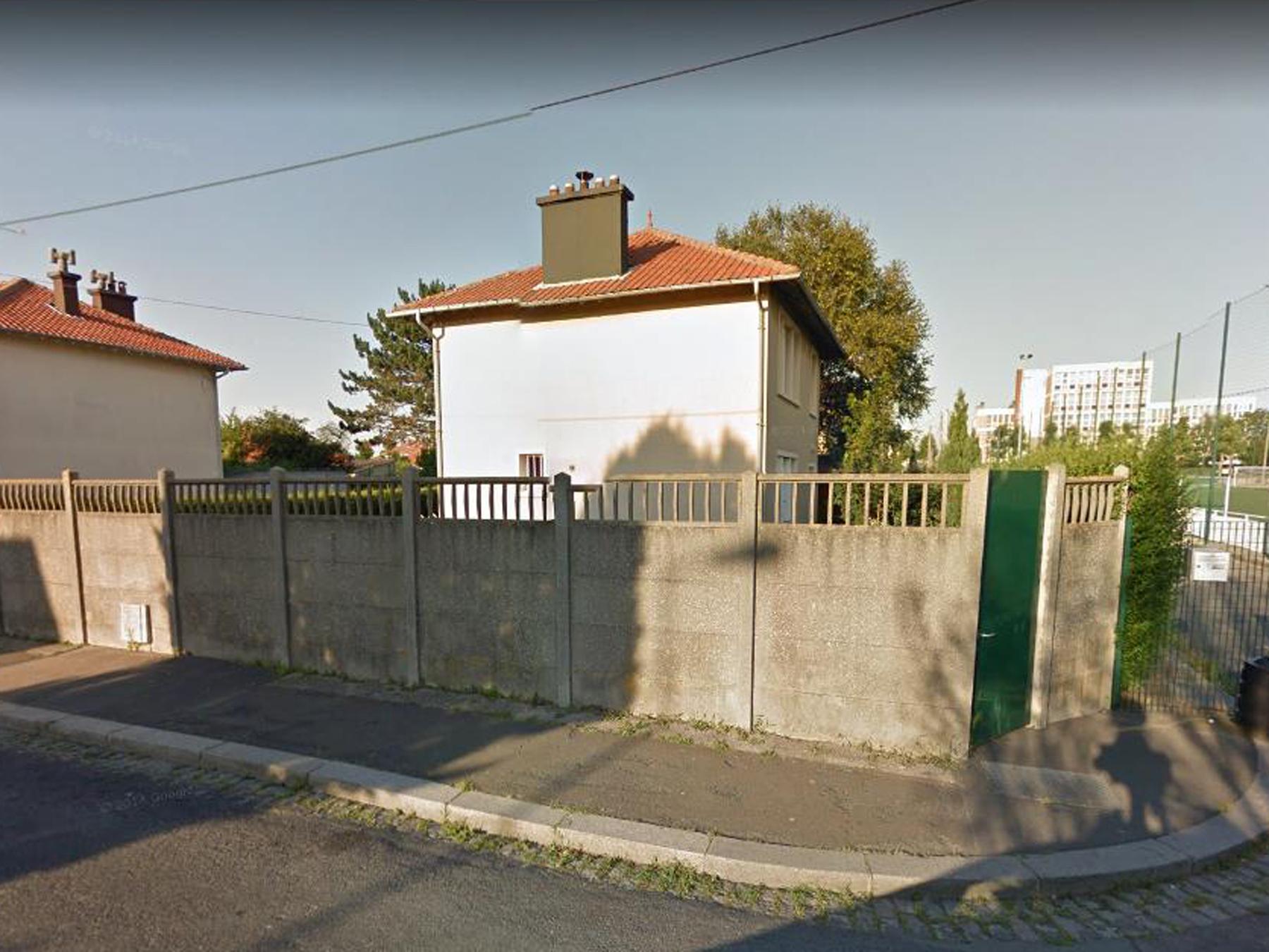 Ensemble immobilier situé au 38, rue de Balzac (Aplemont - Le Havre)