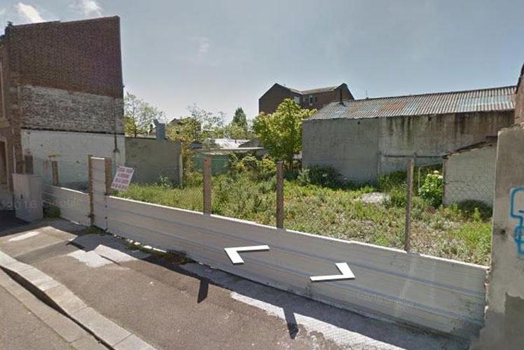 Offres immobilières - Terrain constructible situé au 23, rue Malherbe